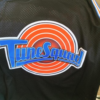 Tune Squad Jersey Front